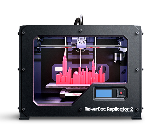 Replicator2_MakerBotMexico_ideaz3d_2