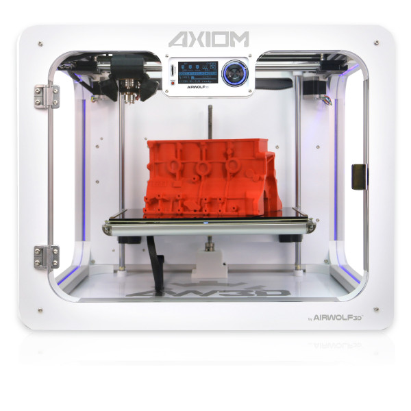 Impresora 3d Axiom Airwolf Ideaz3d