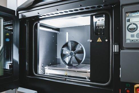 Impresora 3D Manufactura