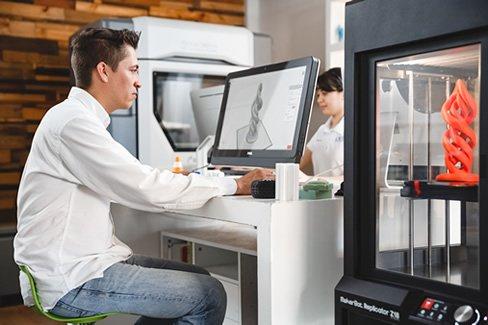 Impresora 3D Modelado