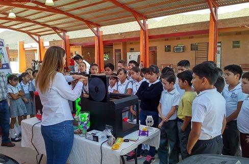 Impresora 3D Educación