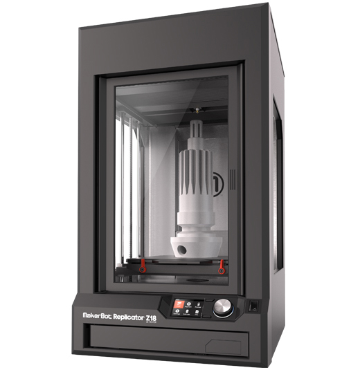 Replicator z18 ideaz3d ahorro